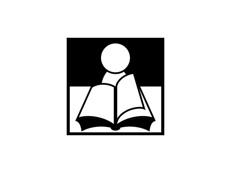 book-person